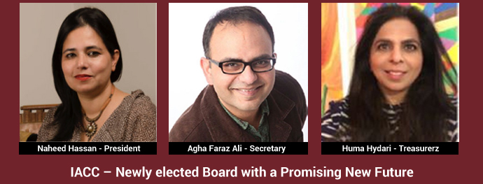 IACC - Newly elected Board with a Promising New Future